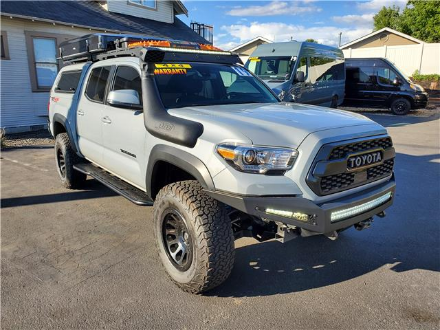 Build A Tacoma >> Details About 2019 Toyota Tacoma Overland Build