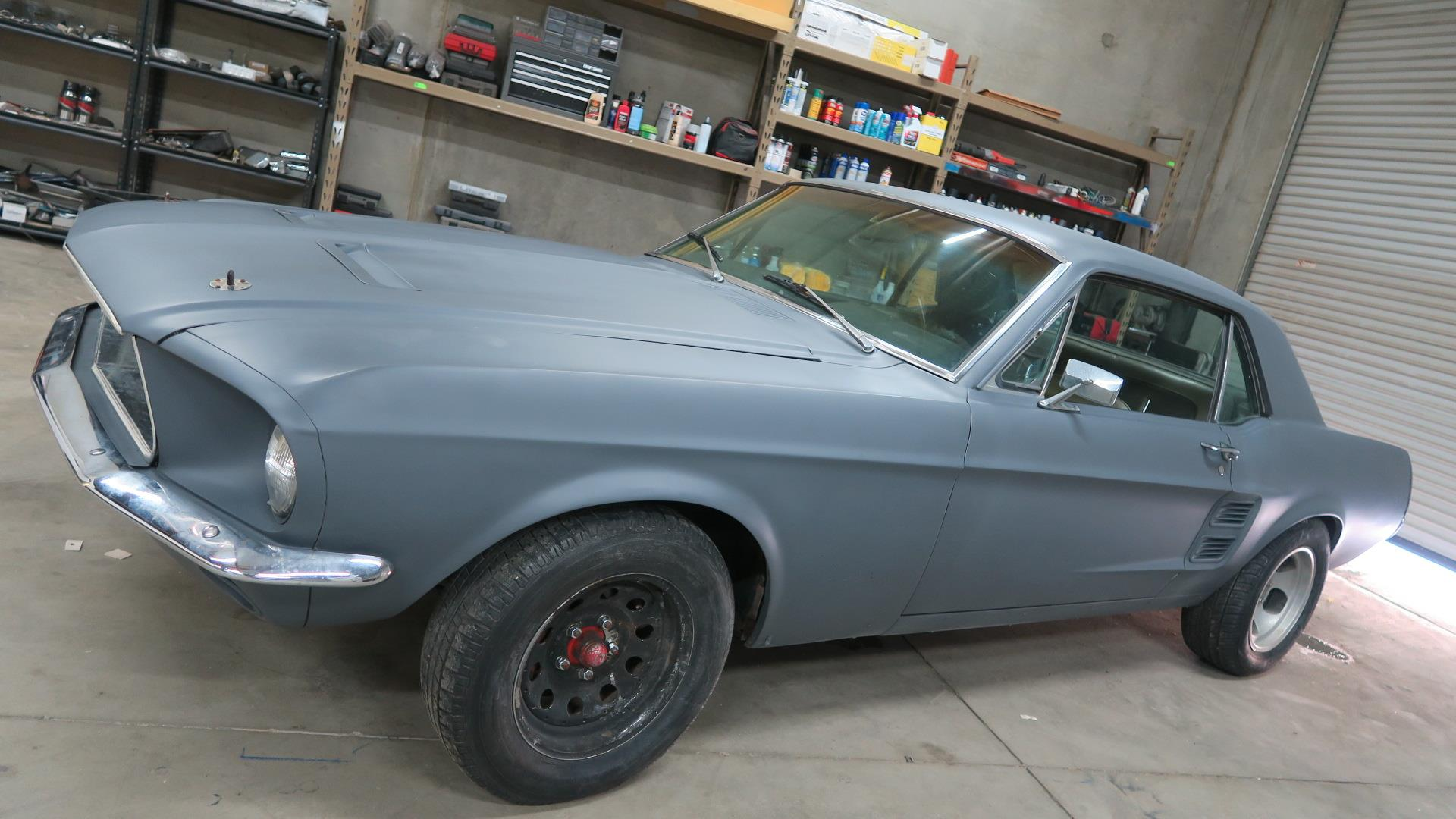 Details about 1967 Ford Mustang C CODE 302 V8! CALIFORNIA CAR! P/S! DISC  BRAKES!