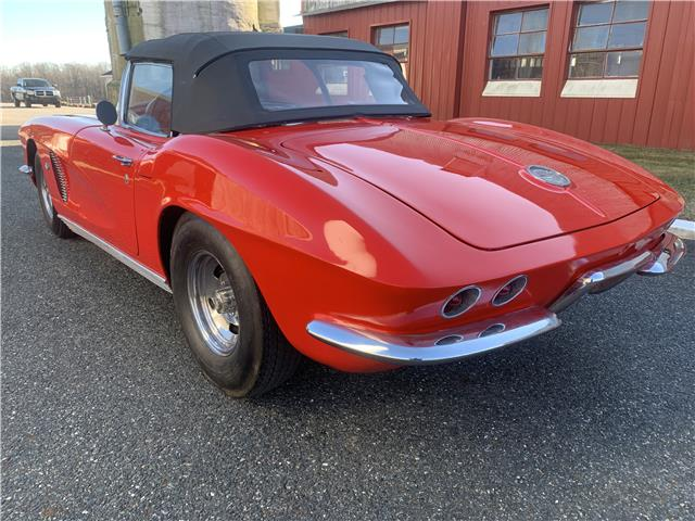 1962 Red Chevrolet Corvette   | C1 Corvette Photo 7