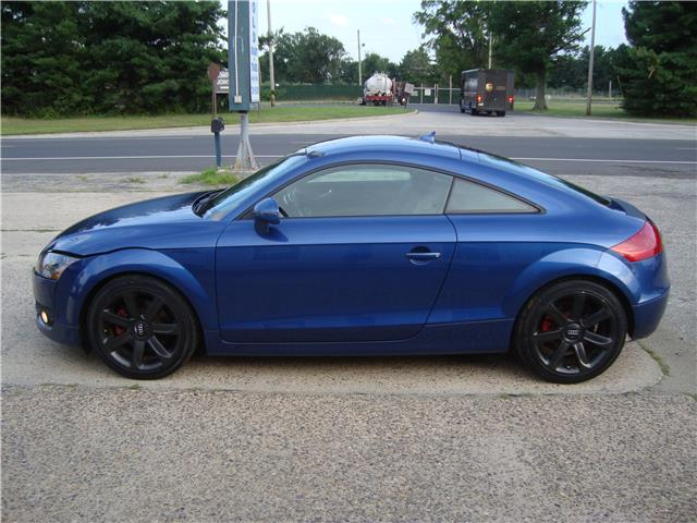 T And T Repairables >> 2008 Audi Tt 2 0t Salvage Rebuildable Repairable Ebay