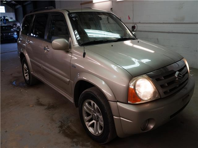 2004 Suzuki Xl7 >> 2004 Suzuki Xl7 Ex W 3rd Row Ebay