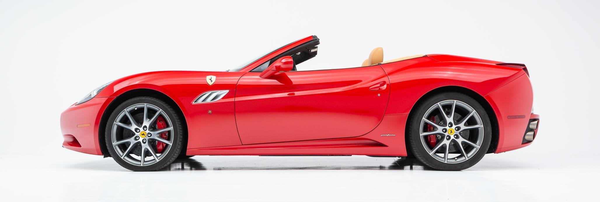2011 Ferrari California Ebay