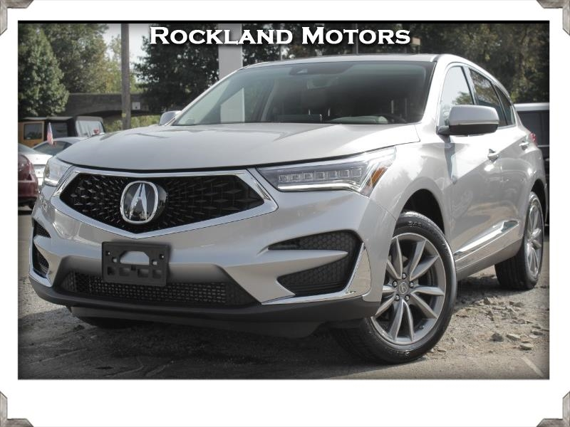 Details About 2019 Acura Rdx Sh Awd W Technology Package