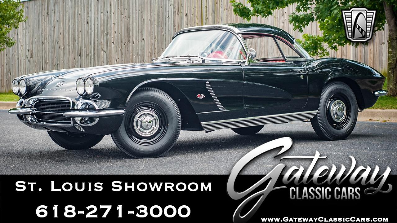 1962 Chevrolet Corvette Ebay
