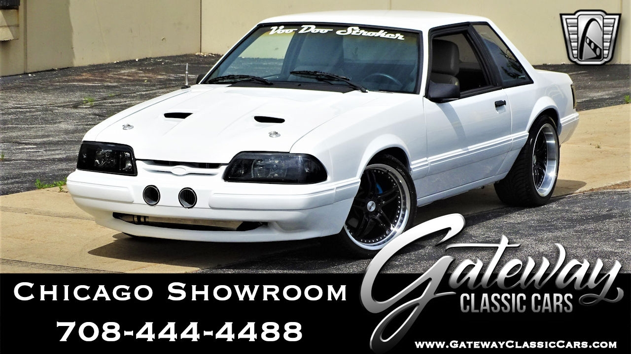 Details about 1992 ford mustang lx