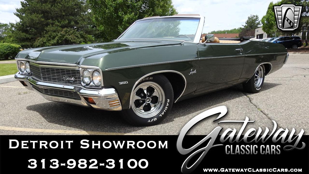 Details About 1970 Chevrolet Impala