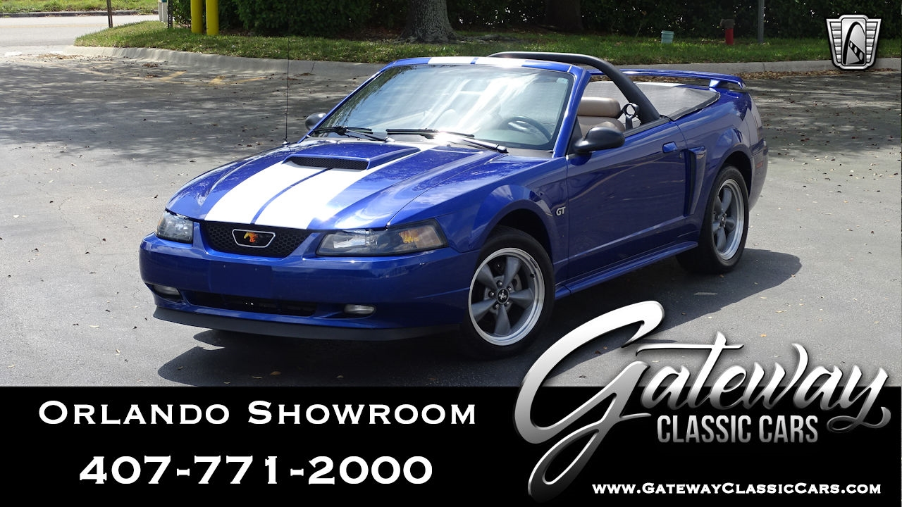 Details about 2002 ford mustang gt