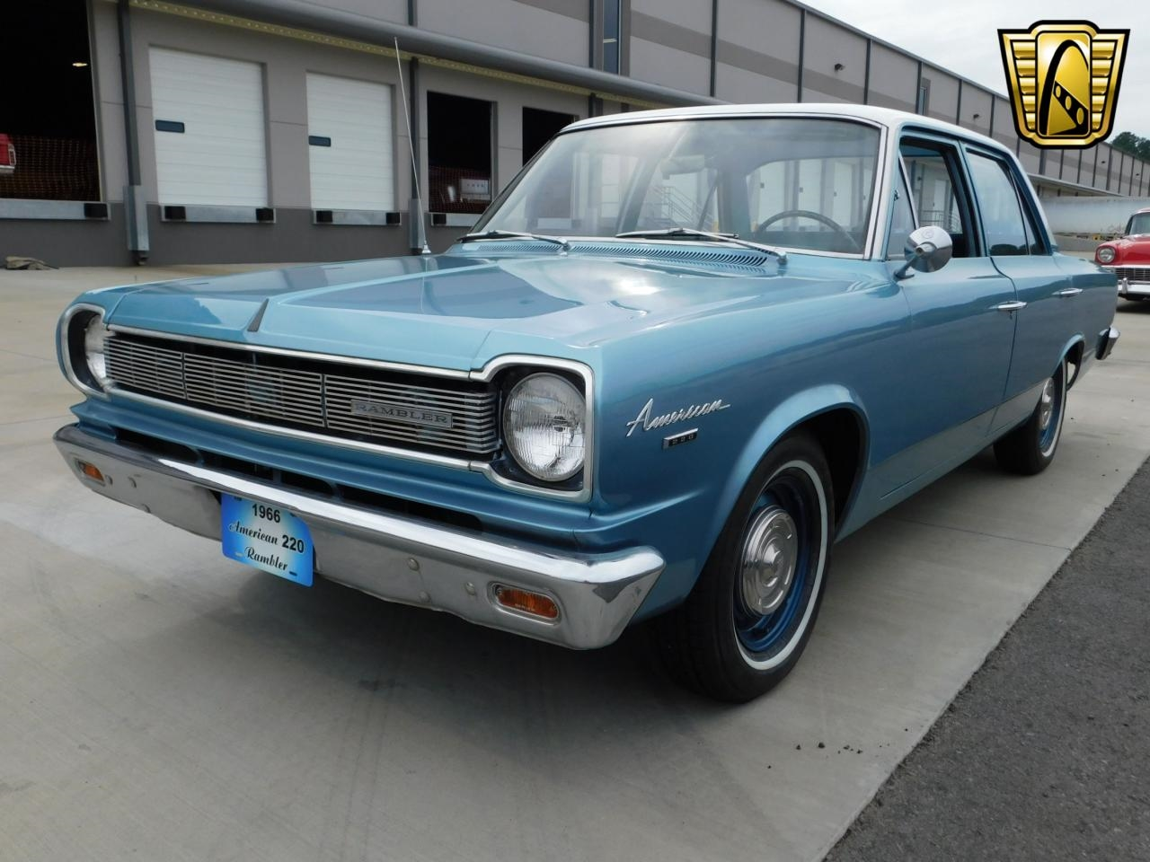 Details about 1966 AMC Other American