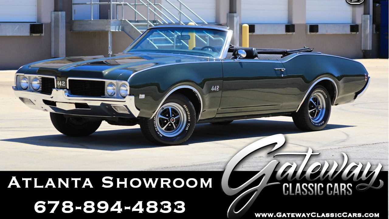 Details about 1969 Oldsmobile 442 --