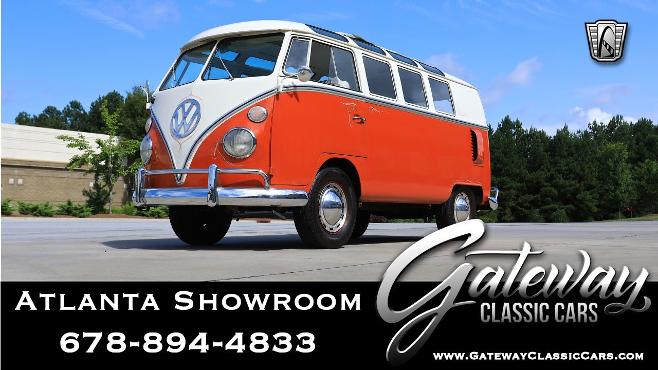 1965 Volkswagen Bus Vanagon Ebay