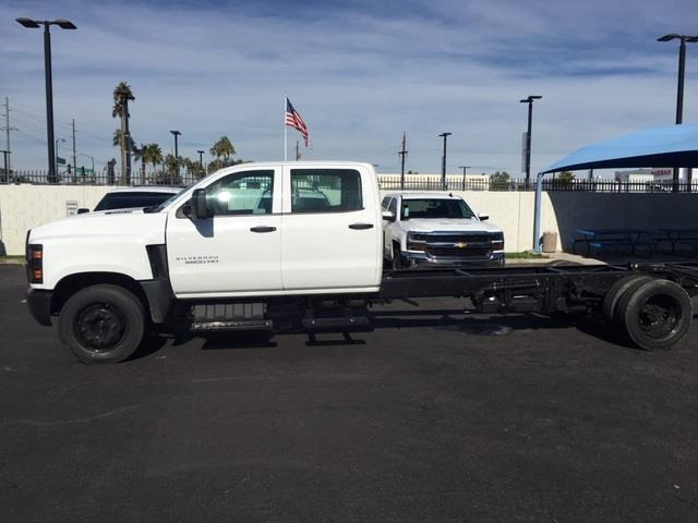 Chevy 5500 Hd >> Details About 2019 Chevrolet 5500hd Work Truck