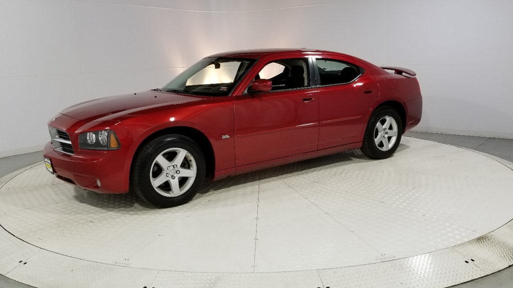 2010 Dodge Charger 4dr Sedan Sxt Rwd 122524 Miles Inferno