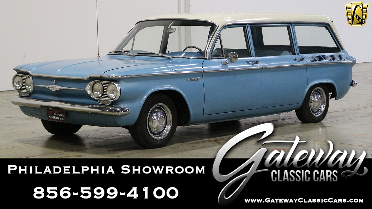 Details About 1961 Chevrolet Corvair Lakewood 700