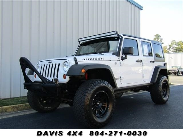 Jeep Wrangler Lifted >> Details About 2012 Jeep Wrangler Unlimited Rubicon Lifted 4x4 6 Speed Manual
