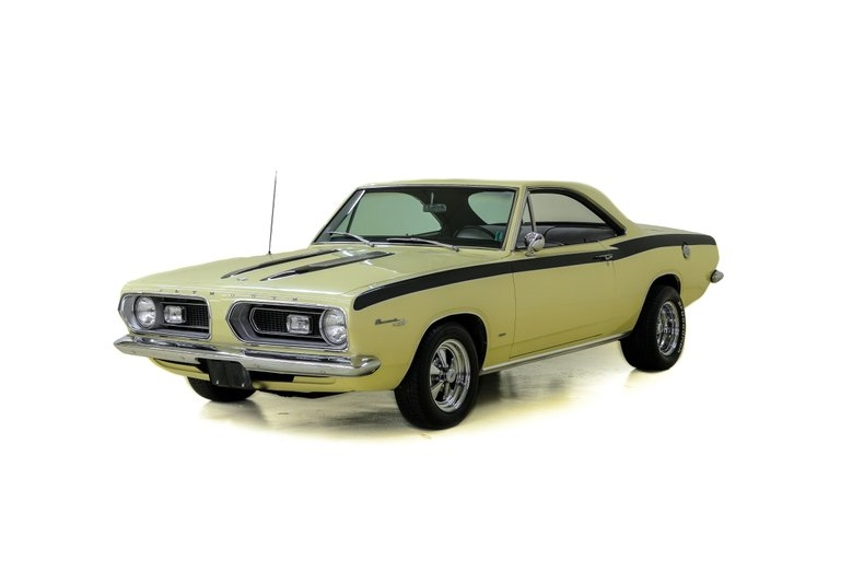 Details about 1967 Plymouth Barracuda --