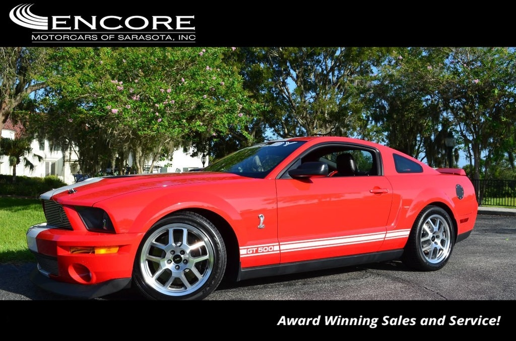 2009 Ford Mustang 2dr Coupe Shelby