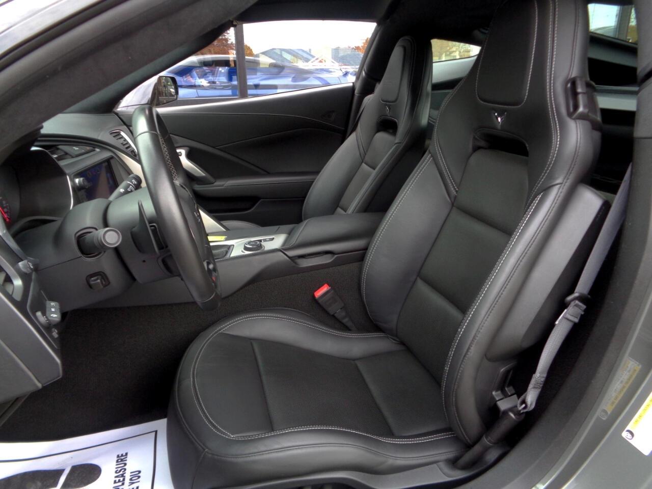 2015 Gray Chevrolet Corvette Z06 3LZ   C7 Corvette Photo 10