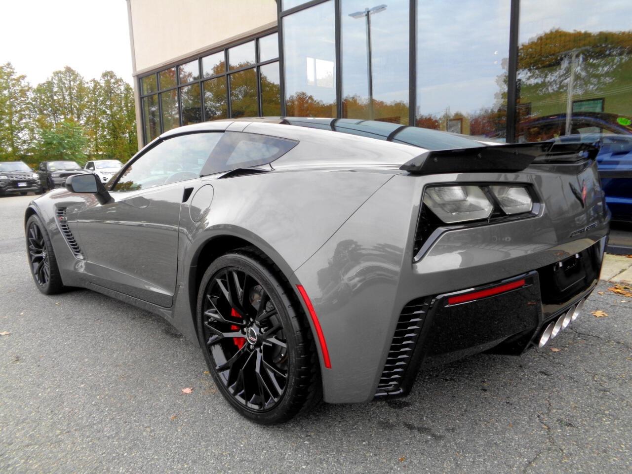 2015 Gray Chevrolet Corvette Z06 3LZ   C7 Corvette Photo 6