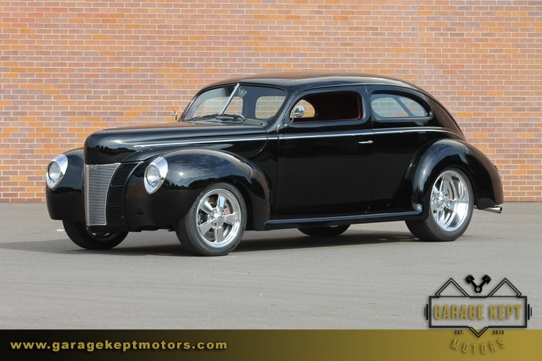 1940 Ford 2 Door Sedan Ebay