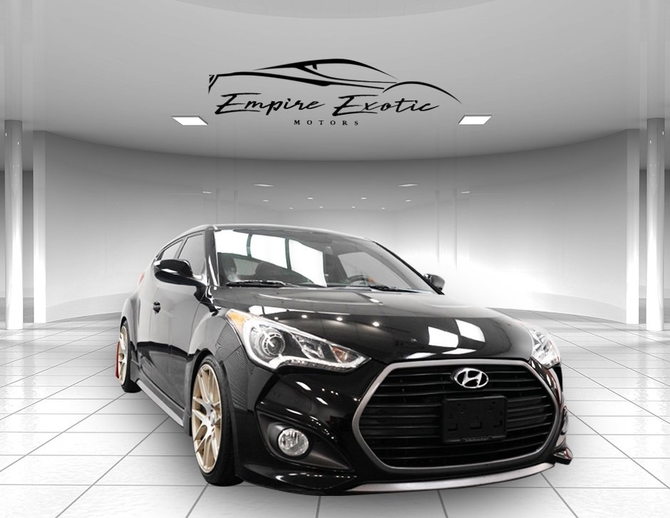 Details about 2016 Hyundai Veloster Turbo R-Spec