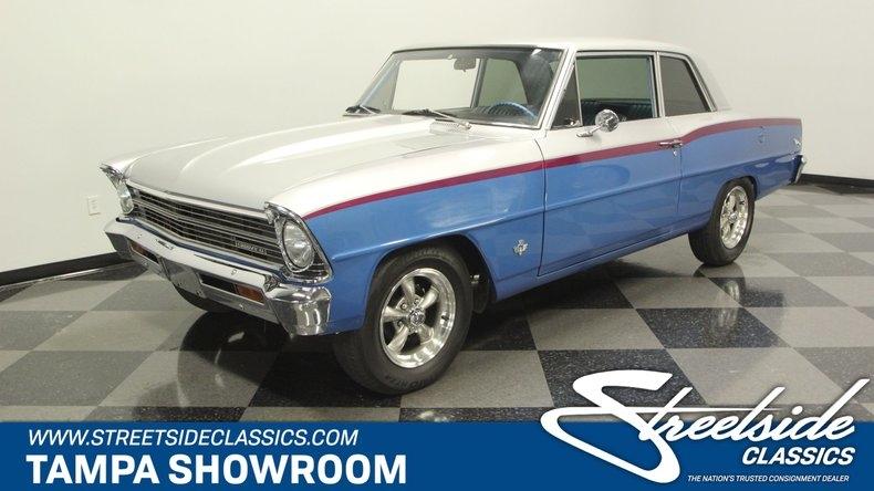 Details about 1967 Chevrolet Nova Chevy II