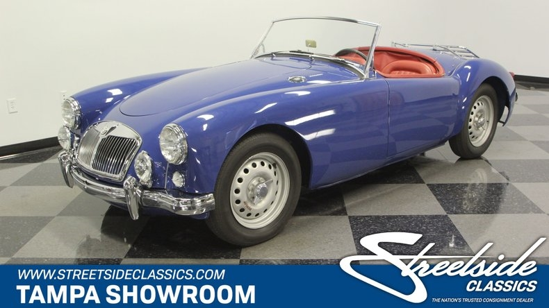 Details about 1959 MG MGA Twin Cam
