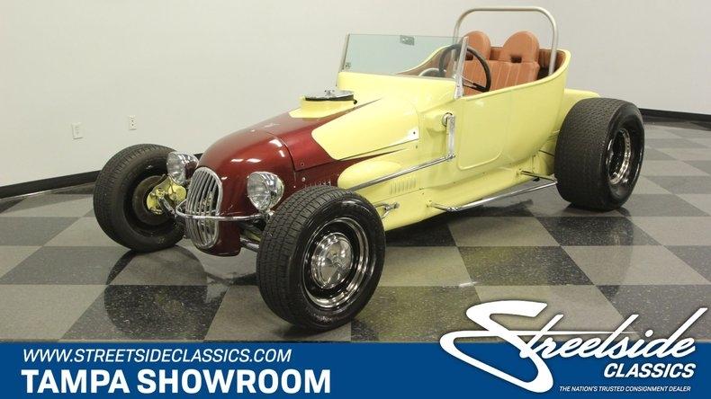 1923 Ford Model T Speedster 1923 ford model t speedster race car 350 v8 ford 9 inch