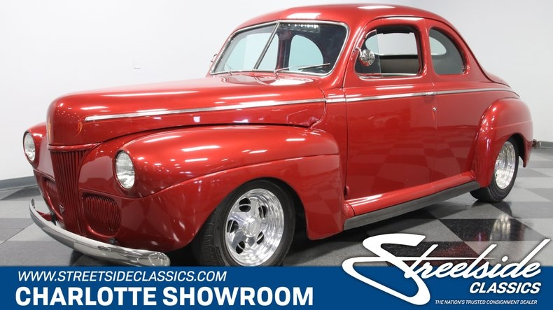 1941 Ford Deluxe Business Coupe Ebay