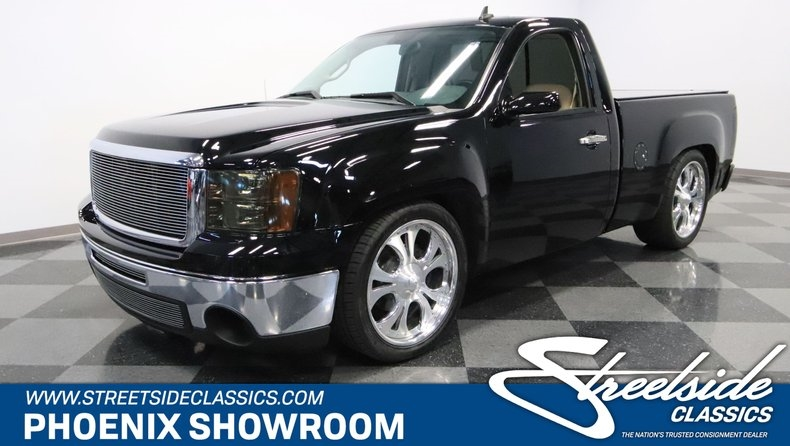 4287eb179 2011 GMC Sierra 1500 SEMA Show Truck | eBay