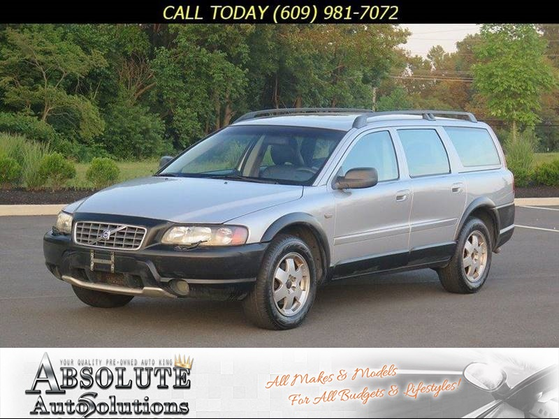 Details About 2001 Volvo V70 Xc Awd 4dr Turbo Wagon