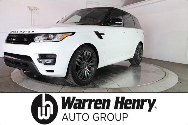 Warren Henry Range Rover >> 2017 Land Rover Range Rover Sport 3 0l V6 Supercharged Hse