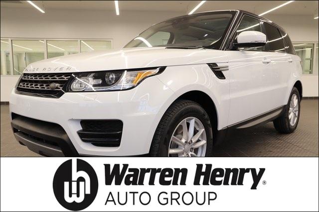 Warren Henry Range Rover >> 2017 Land Rover Range Rover Sport 3 0l V6 Supercharged Se Ebay