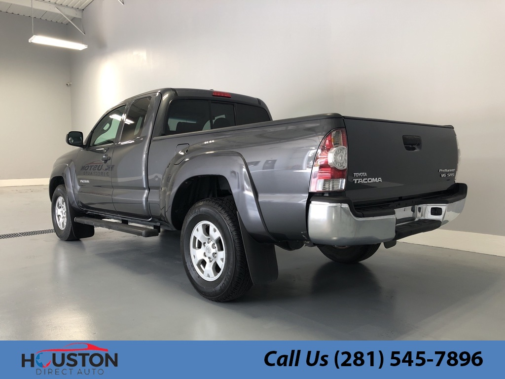 Details about 2010 Toyota Tacoma PreRunner